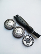 3 x Replacement Shaver Heads for Norelco HQ3 HQ4+ HQ55 HQ46 HQ912 HQ851 HS190 HS777 HS885 HS915
