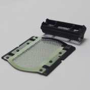 Shaver/Razor Replacement Foil & Cutters fits BRAUN 11B Series 1:110 120 130 130S 140 150 150s-1 815 835 .