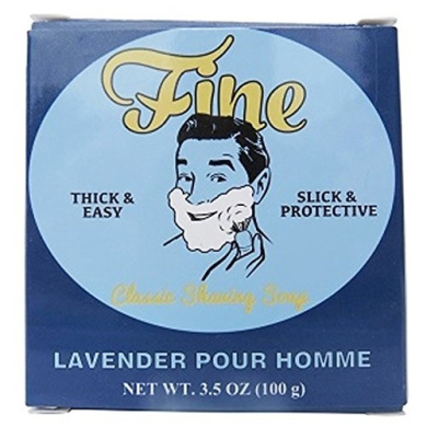 Shave Soap by Fine Accoutrements (Lavender)
