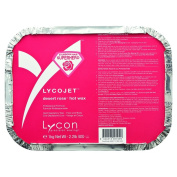 Lycon LycoJet Desert Rose Wax Stripless Hard Wax 1040ml