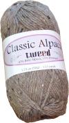 Classic Alpaca Tweed 85% Baby Alpaca 15% Donegal Yarn #286 Abbey