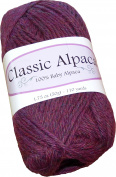 Classic Alpaca 100% Baby Alpaca Yarn #1820 Mixed Berries