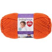 Red Heart Yarn Baby Hugs 4255 Orangie 130ml