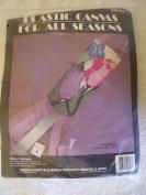 Tulip Windsock Plastic Canvas Needlepoint Kit