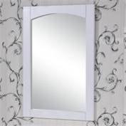 InFurniture IN3300-24M-W 60cm Mirror 60cm , White