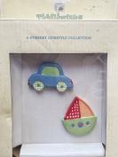 Tiddliwinks Baby Kids Nursery Car Sailboat Travel Drawer Handle Knob
