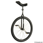 70cm Nimbus Road Unicycle - Black