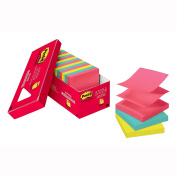 Post-it Pop-Up Notes, 18-Pads Cabinet Pack, 100 Sheets-Pad