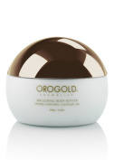 OROGOLD White Gold 24K Classic Body Butter – Organic Chamomile, Aloe Vera, Sunflower Oil, Cucumber Extract and Gold – Best Shea Butter for All Skin Types