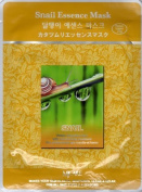 Natural Beauty Snail Essence Full Face Mask 10 Pcs by Neru Biotech Face Mask