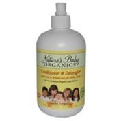 Natureand 39 s Baby Organics Conditioner and Detangler (Vanilla/Tangerine) -470ml ( Multi-Pack) by NATURE'S BABY ORGANICS
