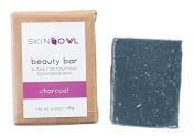Skin Owl - All Natural / Vegan Charcoal Beauty Bar