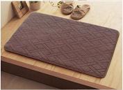Door mat door mat bathroom mat lounge/kitchen area absorbent pad -4060cm s