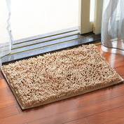 Household mats bedroom carpet mats bathroom mats toilet water-absorbing mat -4565cm G