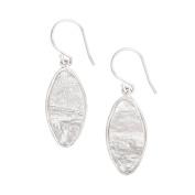 Silpada 'Just Imagine' Sterling Silver Drop Earrings