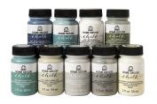FolkArt Home Décor Chalk - Paint Set (60ml), PROMOFAHDC