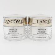 New! Lot 2 x Absolue Premium Bx SPF 15 Replenishing and Rejuvenating Day Cream, 15ml each