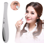 FLYMEI Anti-Ageing Wrinkle Device, Mini Eye Massager Pen with High Frequency Vibration, Eliminates Wrinkles Wand, Relieves Dark Circles and Puffiness