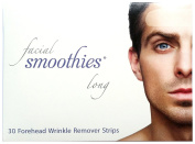 Facial Smoothies LONG Forehead Anti Wrinkle Strips