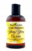 Organic Ylang Ylang Water   120ml   Imported From Madagascar   Premium Face Toner   Chemical Free   Gentle   Calming   100% Natural   Perfect for Reviving, Hydrating and Rejuvenating Your Face and Neck