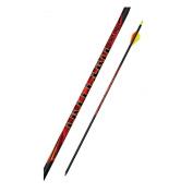 Black Eagle Outlaw Fletched Arrows - .13cm Single Arrow - 400