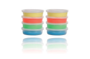 2 packs of Therapy Putty Special Kit, 60ml each, Red, Yellow, Green and Blue