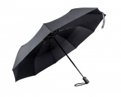 "Shinmax StormProof ""Unbreakable"" Travel Umbrella - Compact, Windproof, Auto Open & Close for men and women"