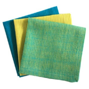 Sustainable Threads 302-01-MR Akranes Handkerchief Set of 3