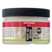 Amsterdam Gel Medium Heavy - Matt - 250ml
