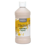 Little Masters Tempera Paint, Peach, 470ml