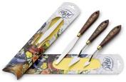 RGM - Italian Painting/Palette 3-Knife Set - Set 2- #44, #81, #109