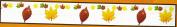 Nantucket Home Autumn Leaves Leaf Garland, 2.3m