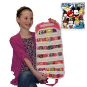 Disney Figural Keyring Series 1 Compatible Toy Organiser Bundle