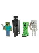 Minecraft Series #2 Hostile Mobs Action Figures