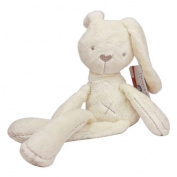 Kids Babys Soft Rabbit Bunny Sleeping Comfort Plush Toy Doll BD/Xmas Gifts NEW