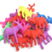 10 Pcs Jelly Growing Sea Life Creatures Animals Amazing toys,Forest Animals By Team-Management