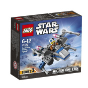 Rebel X-Wing Fighter Building Toy