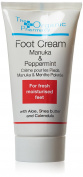 The Organic Pharmacy Manuka and Peppermint Foot Cream 50 ml