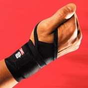 DSS epX Wrist Band with Thumb Loop