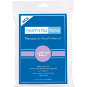 Paraffin Wax Works Therapeutic Paraffin Beads, Lavender Fields