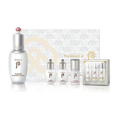 [K-Beauty] Whoo Gongjinhyang Seol Radiant White Eye Serum Special Set