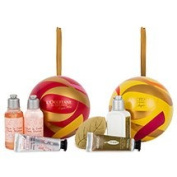 L'Occitane Sweet Holiday Ornament Duo