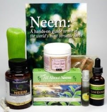 Neem Oil Blemish Buster Acne and Skin Care Kit - Banish Blemishes From The Inside Out!