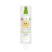 BabyGanics Cover Up Baby Sunscreen Spray SPF 50, 180ml