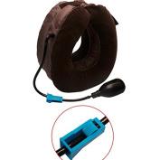 Dr. Kong Premium Quality Air Cervical Neck Traction Soft Brace Device Head Back Shoulder Neck Pain Health Care