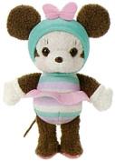 Disney Couture Minnie 60's Swimwear ball chain