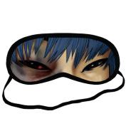 noodle gorillaz EYM1892 Eye Printed Travel Eye Mask Sleeping
