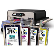 DuPont CMYK ink Bag Set for the Anajet mPower MP5 and MP10