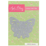 Apple Blossom Craft Die DIOB0138 Butterfly #3