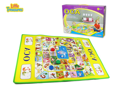 OCA Giant Gooses Wild Jumbo Board Game for Indoor and Outdoor Nostalgic Fun for the Whole Family!